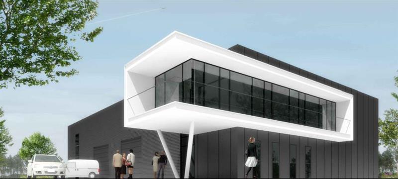 À louer - local d'activités et de bureaux neuf - mérignac - Photo 1