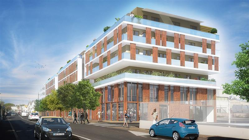 Immeuble de bureaux neuf - Près d'Arènes - Photo 1