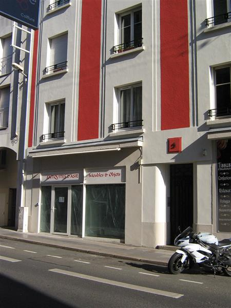 LOCAL COMMERCIAL QUARTIER TALENSAC - Photo 1