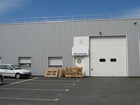 Location entrep t saint herblain 44800 200m2 for Location garage saint herblain