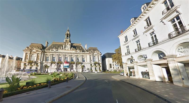 PLATEAUX DE BUREAUX - SITUATION EXCEPTIONNELLE EN HYPER CENTRE DE TOURS, de 240 à 760 m² - Photo 1