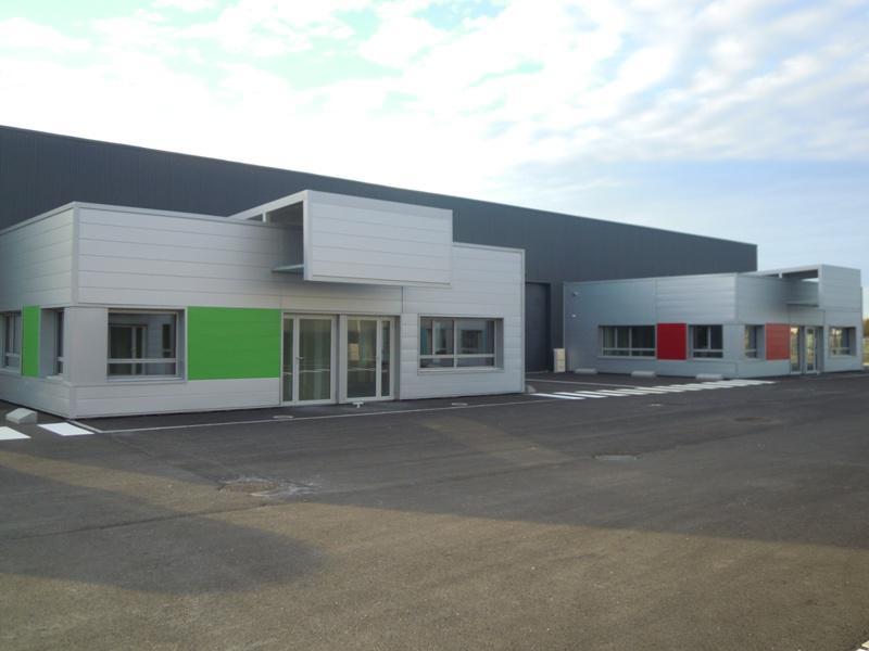 Cellules d'activités d'environ 250 m², disponibles à la location au Nord de Tours - Photo 1