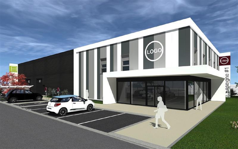 CELLULES D'ACTIVITÉS D'ENVIRON 480 m² à louer à TOURS NORD - Photo 1