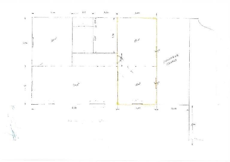 location bureaux clermont ferrand 63000 47m2. Black Bedroom Furniture Sets. Home Design Ideas