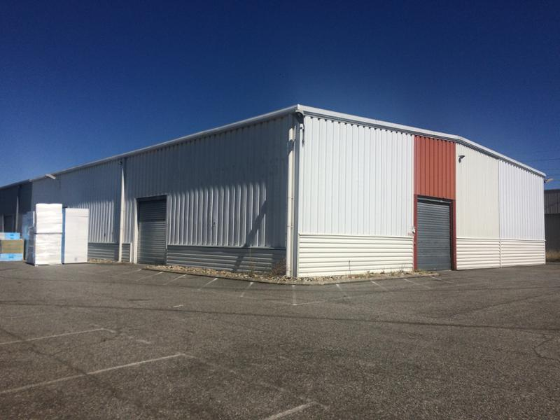 Location entrep t toulouse 31100 924m2 for Location garage toulouse 31100