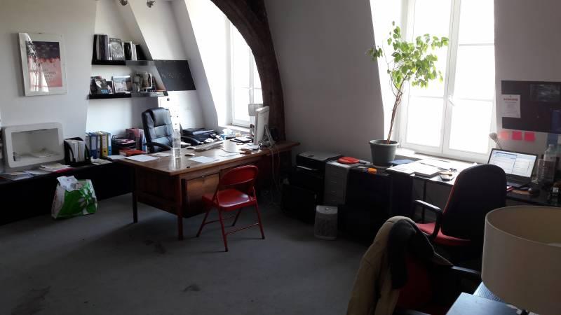 location bureaux paris 75003 58m2. Black Bedroom Furniture Sets. Home Design Ideas