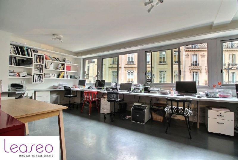 Location bureaux paris 9 75009 60m2 for Architecte d interieur paris