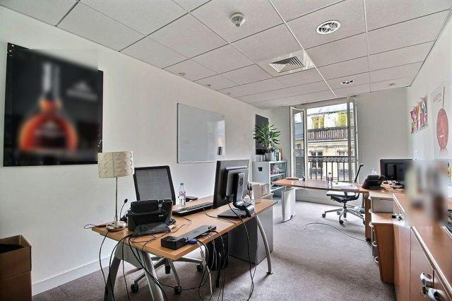 Location bureaux paris 75002 230m2 for Location bureau 13