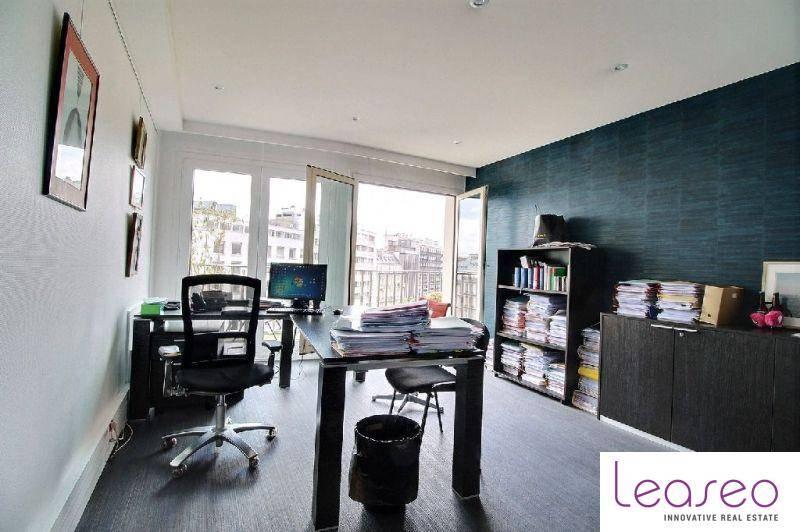 Location bureaux paris 75008 377m2 for Location bureau 13