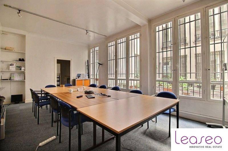 location bureaux paris 75010 122m2. Black Bedroom Furniture Sets. Home Design Ideas