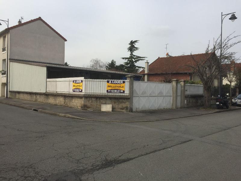 Entrepôt de 130 m² sur Maisons-Alfort Charentonneau - Photo 1