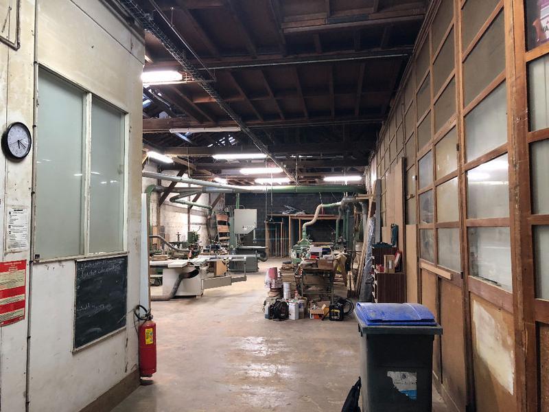 Entrepôt / local industriel Maisons Alfort 3 pièce(s) 235 m2 - Photo 1
