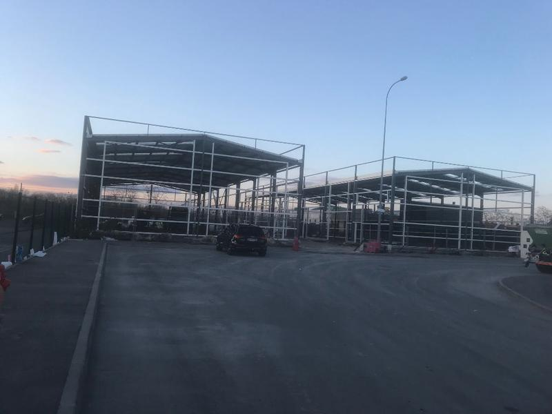 Local neuf sur nouvelle zone d'activité de Vigneux, 188m2 - Photo 1