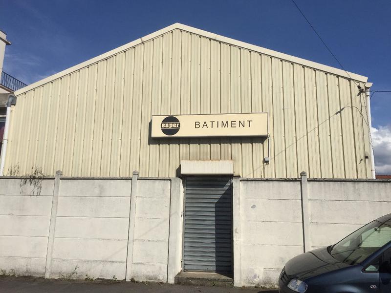 Entrepôt / local industriel Maisons Alfort 249 m2 - Photo 1