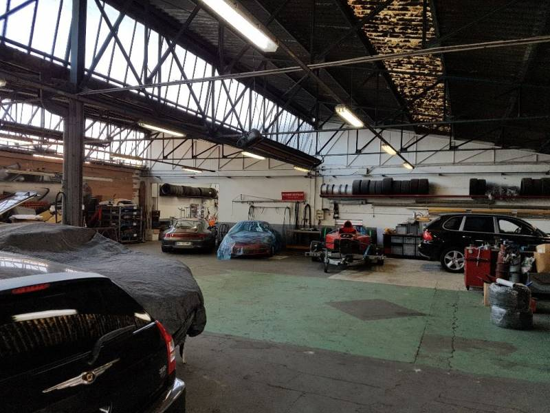 Vente commerces villeneuve saint georges 94190 840m2 id for Vente fond de commerce garage automobile