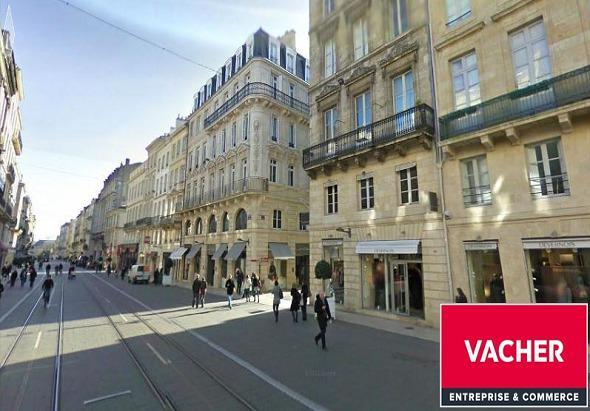 Location commerces bordeaux 33000 26m2 - Bureau de change bordeaux cours de l intendance ...