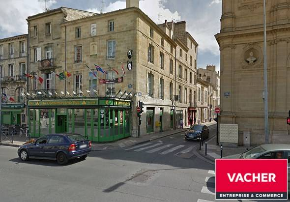 Location commerces bordeaux 33000 65m2 for Location bordeaux 33000