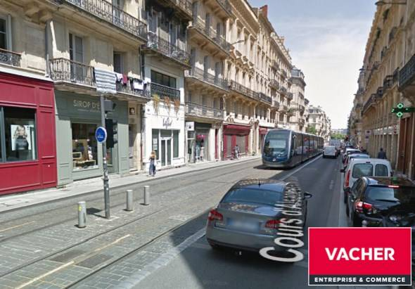 Location commerces bordeaux 33000 130m2 for Location bordeaux 33000