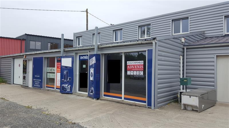 Local d'activités à louer ou à vendre au Nord de Rennes - Photo 1