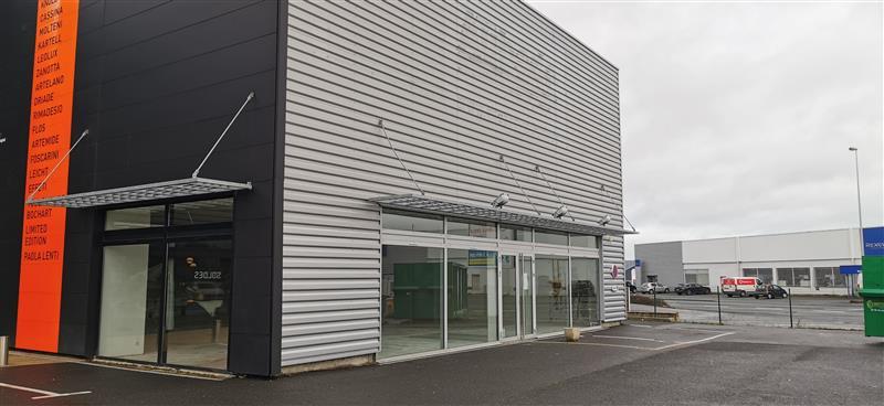 Local commercial de 1000 m² - Photo 1