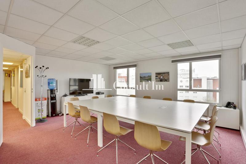location bureaux paris 13 75013 202m2. Black Bedroom Furniture Sets. Home Design Ideas