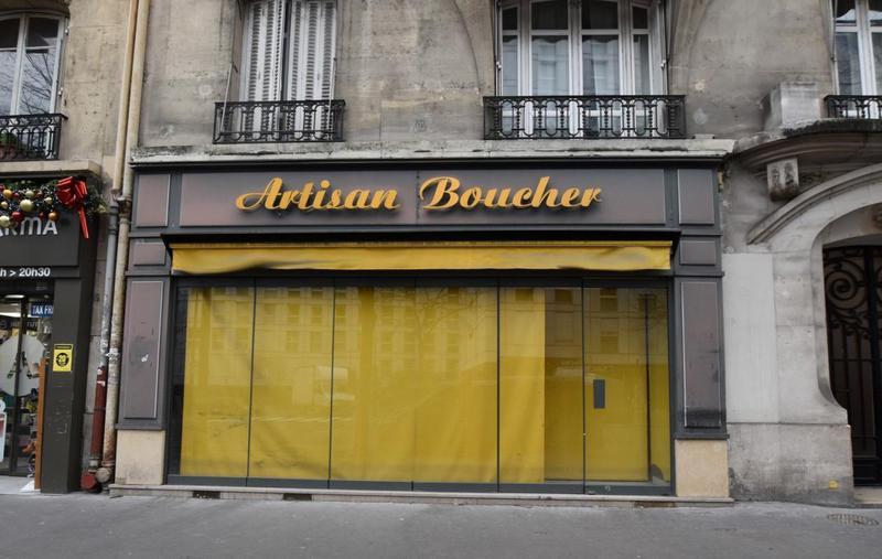 Boutique à louer axe passant proche commerce - Photo 1
