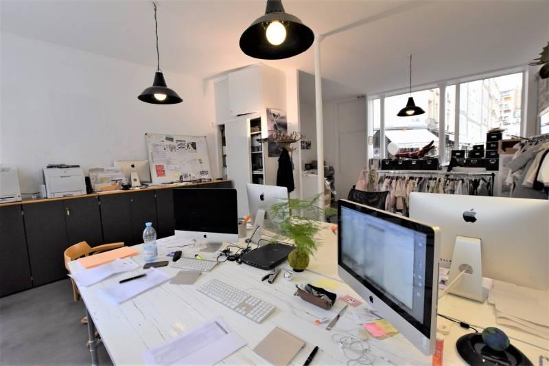 location bureaux paris 75014 110m2. Black Bedroom Furniture Sets. Home Design Ideas
