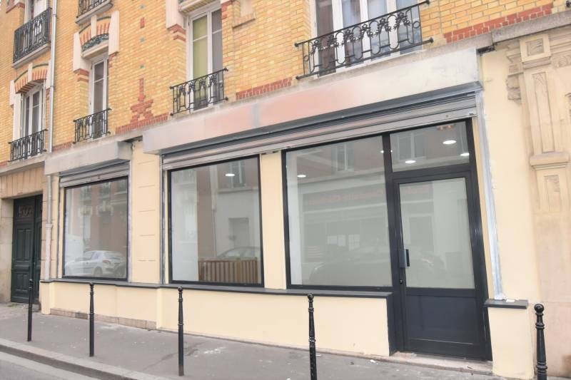 Commerces CLICHY 92110