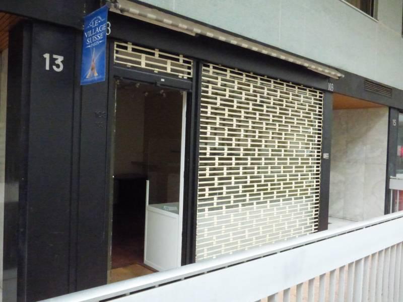 Commerces Paris 75015