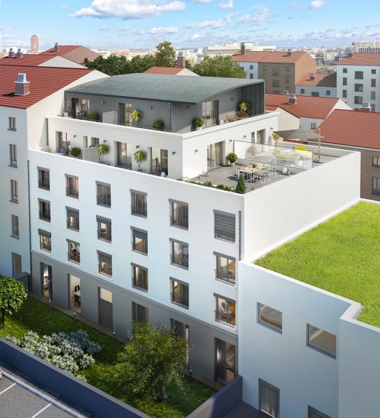 Local Commercial Neuf  47,95 m² – Lyon 7ème – A VENDRE - Photo 1