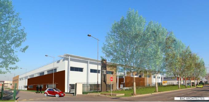 'MULTIPARC DE PARILLY ' - A LOUER - Locaux mixtes /Bureaux de 99 m² à 755 m² à St Priest - Photo 1