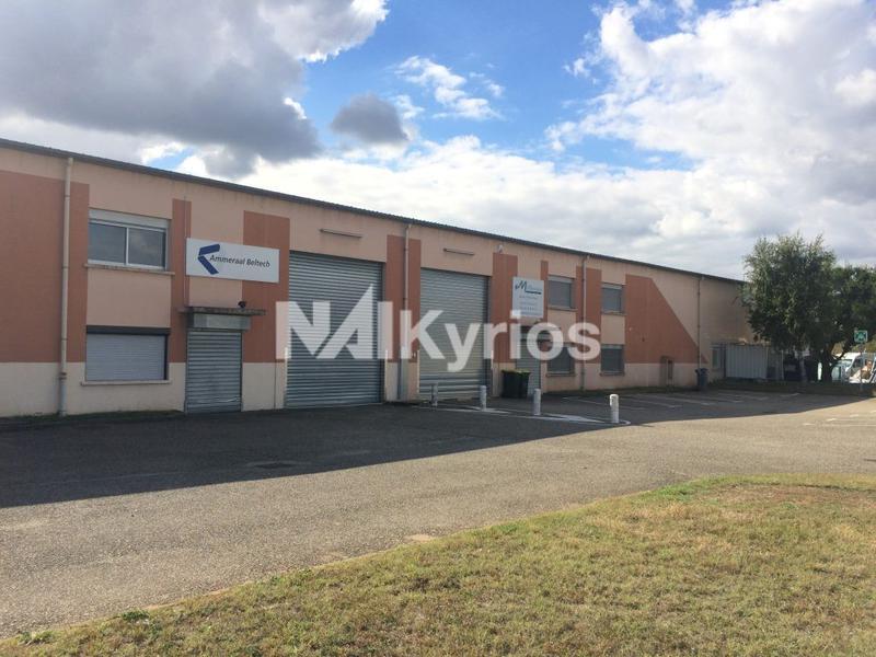 A LOUER - Local d'activité de 629 m² à Chassieu - Photo 1