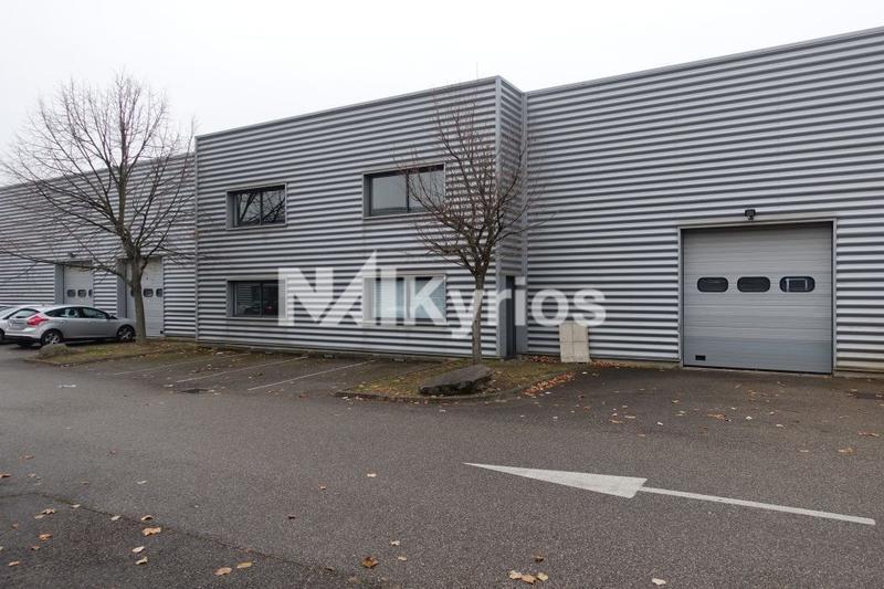 'PARC DES PIVOLLES' A LOUER - Locaux d'activité et locaux mixtes de 220 m² à 506 m² à DECINES - Photo 1