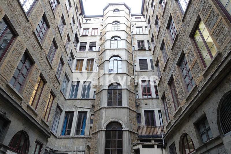 A LOUER - 250 m² de bureaux à Lyon 1er - Photo 1