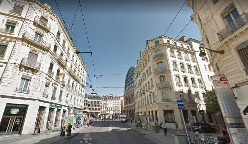 A LOUER - 187 m² de bureaux à Lyon 1er - Photo 1