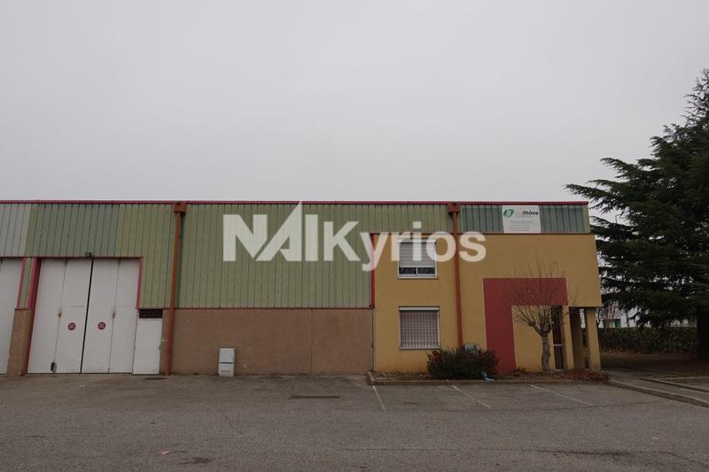 A LOUER - Locaux d'activités de 624 m² et 595 m² à Chassieu - Photo 1