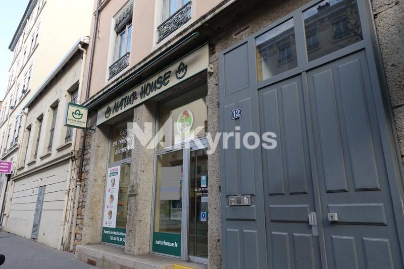 A LOUER - Bureaux de 167 m² en RDC div. à partir de 63 m² à Lyon 9ème - Photo 1