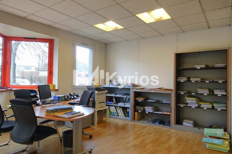 'LES JARDINS D'ENTREPRISES' A LOUER - Bureaux de 109 m² en RDC à Lyon 7 - Photo 1