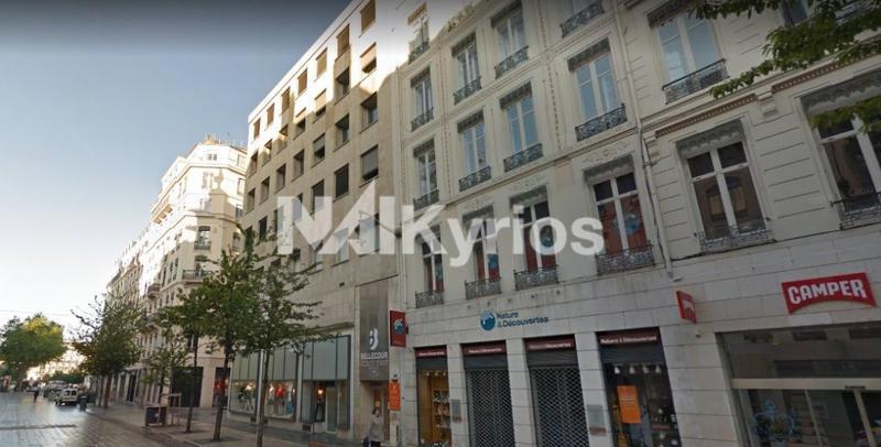 A LOUER - 154 m² de bureaux à Lyon 2 - Photo 1
