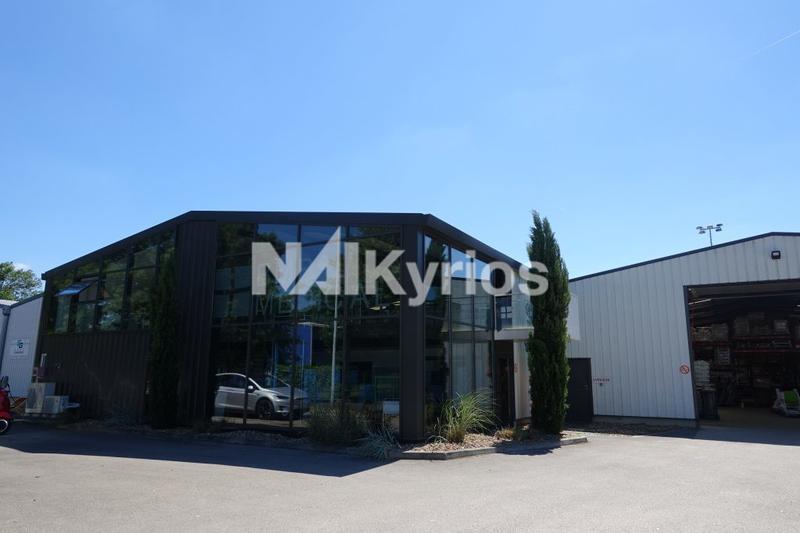 A LOUER - Local d'activité de 1 350 m² à Trévoux - Photo 1