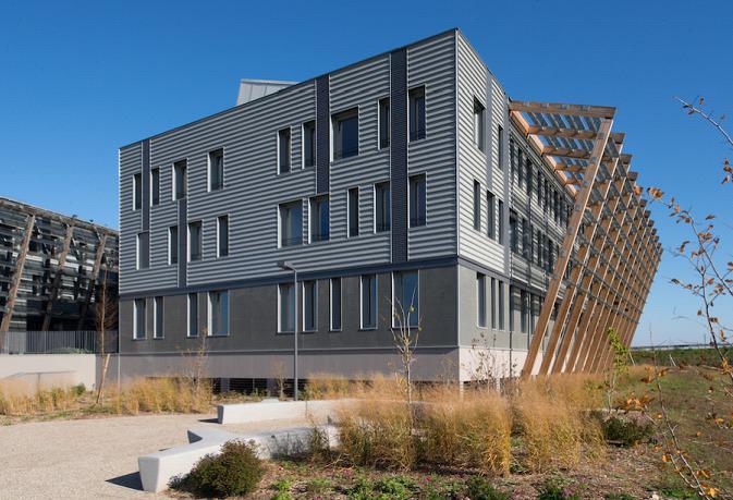 'SUNSTONE' A LOUER - Bureaux de 197 et 205 m² à Meyzieu - Photo 1