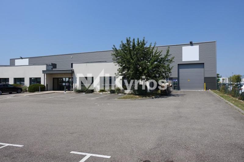 A LOUER - Local d'activité de 620 m² à Mions - Photo 1