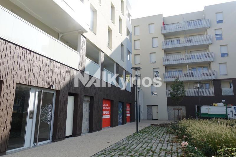 'ARBOREO' - A VENDRE 408 m² de locaux commerciaux div. à partir de 50 m² à Vénissieux - Photo 1