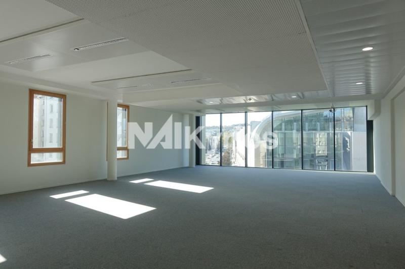 LE SUNWAY - A LOUER 1 353 m² de bureaux divisibles à partir de 449 m² à Lyon7 - Photo 1