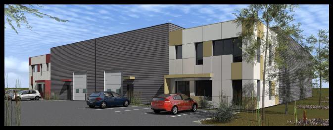 6PARK ROBUSTA - A VENDRE Locaux d'activité à construire de 2 800 m² divisibles à LISSIEU - Photo 1