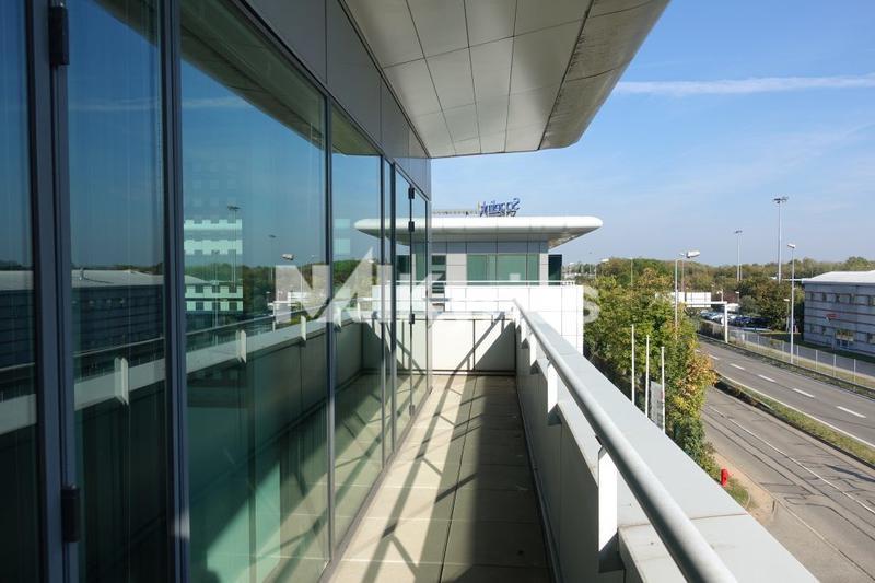 'LES PORTES DU RHONE' A LOUER - 1 288 m² de bureaux divi. à partir de 216 m² à Caluire - Photo 1