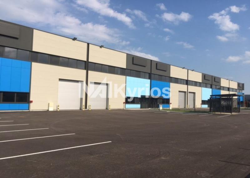 'INNOVESPACE' A LOUER - Locaux d'activités de 3 951 m² div. à partir de 644 m² à Corbas - Photo 1