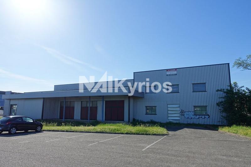A LOUER - Local d'activités de 627 m² à Saint Symphorien d'Ozon - Photo 1