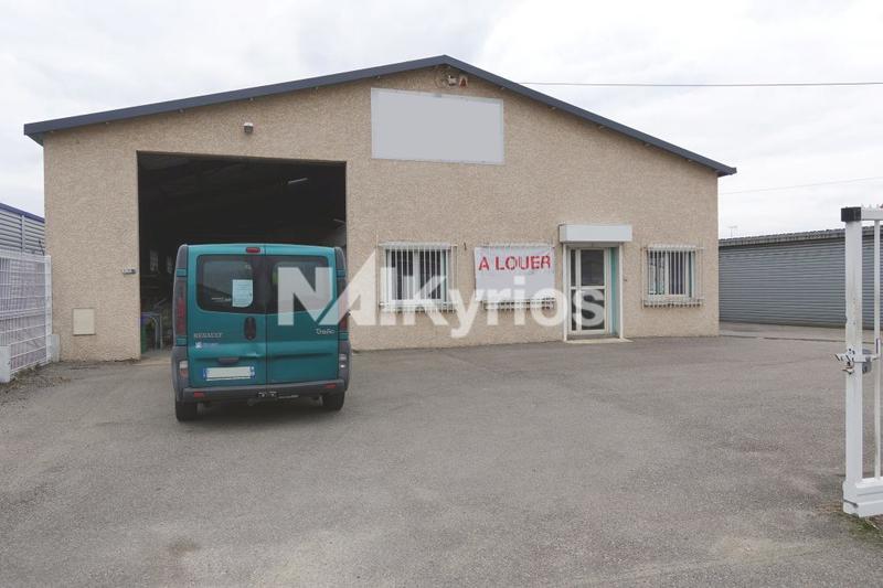 A LOUER - Local d'activité de 450 m² à Irigny - Photo 1