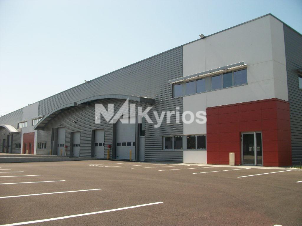 'MULTIPARC DE PARILLY ' A LOUER - Locaux d'activités neufs à partir de 289 m² jusqu'à 5 747 m² à St Priest - Photo 1